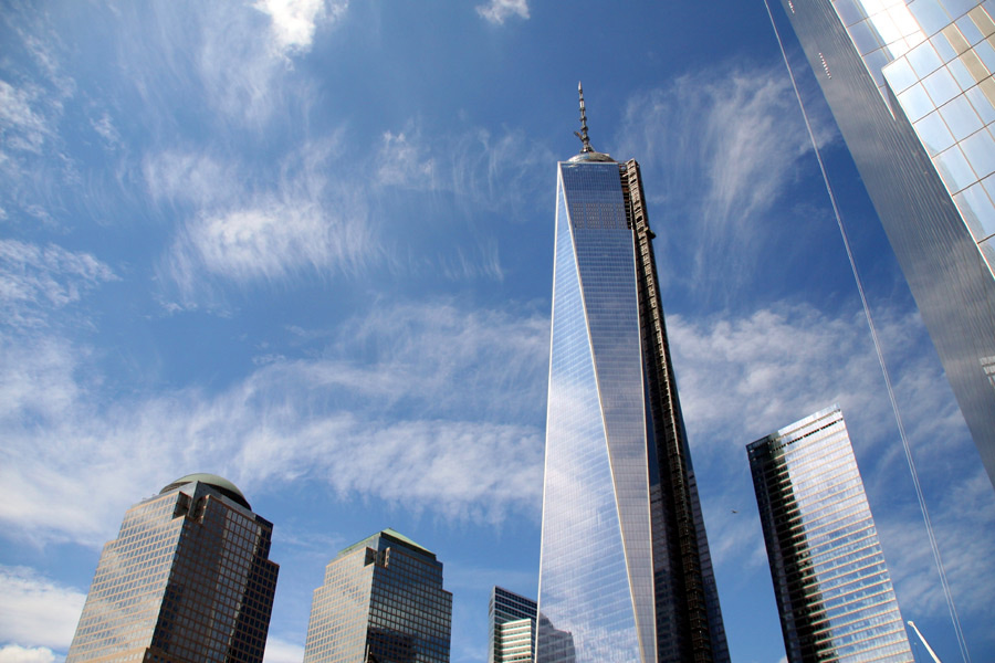 Freedom Tower Touchtel Technology Group