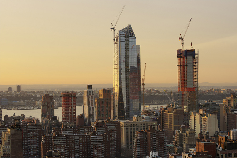 Hudson Yards Towers Touchtel Technology Group