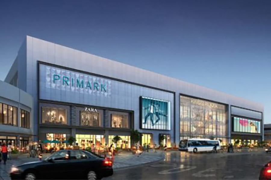 Macerich Primark And Zara At Kings Plaza Touchtel